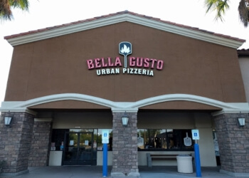 Chandler pizza place Bella Gusto Urban Pizzeria