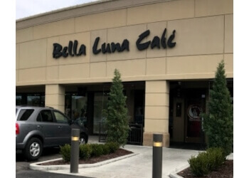 Wichita cafe Bella Luna Cafe