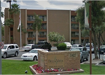 Mesa assisted living facility Bella Vista senior living