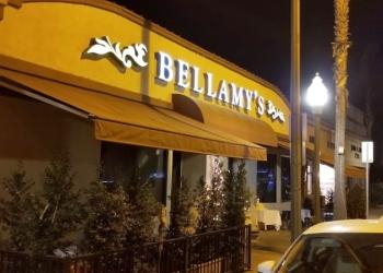 Escondido french restaurant Bellamy's Restaurant