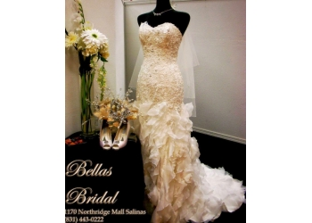 Salinas bridal shop  Bellas Bridal