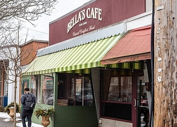 New Haven cafe Bella's Cafe