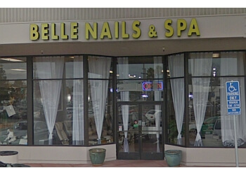 Concord nail salon Belle Nails & Spa