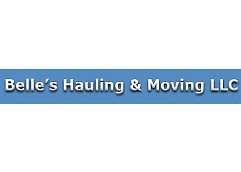 Baltimore moving company Belle's Hauling and Moving LLC