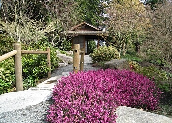 Bellevue places to see Bellevue Botanical Garden