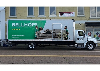 Chattanooga moving company Bellhops