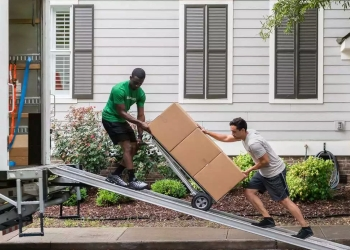 Richmond moving company Bellhops