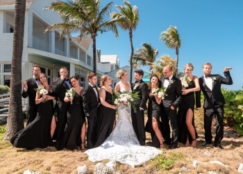 Pembroke Pines wedding photographer Bells & Whistles Photography + Videography