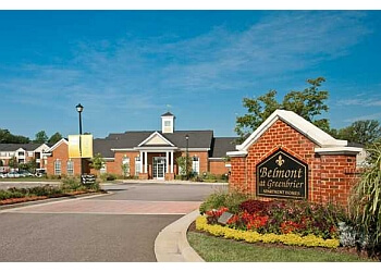 Chesapeake apartments for rent Belmont At Greenbrier Apartments