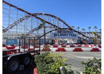 San Diego amusement park Belmont Park