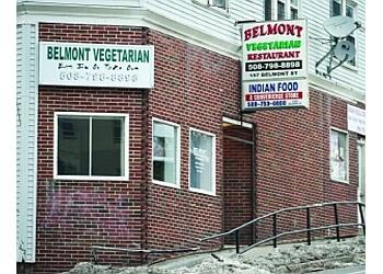 Worcester vegetarian restaurant Belmont Vegetarian