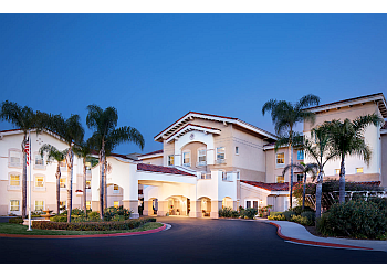 San Diego assisted living facility Belmont Village Senior Living