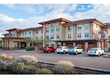Scottsdale assisted living facility Belmont Village Senior Living
