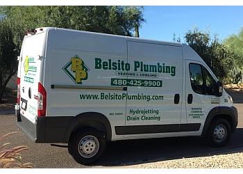 Scottsdale plumber Belsito Plumbing