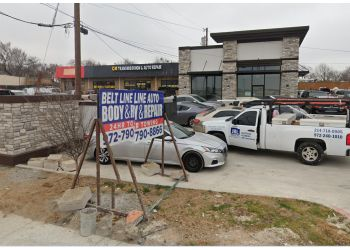 Irving auto body shop Beltline Auto Body & Repair