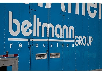 Newark moving company Beltmann Relocation Group