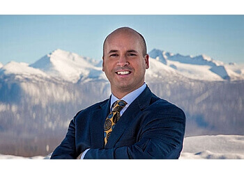 Anchorage criminal defense lawyer Ben Crittenden
