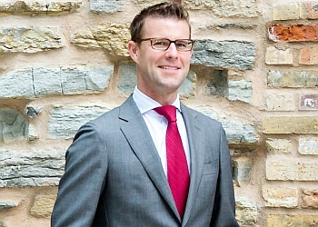 Minneapolis real estate agent Ben Ganje