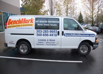 Vancouver house cleaning service BenchMark Restoration & Cleaning