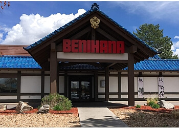 Denver japanese restaurant Benihana