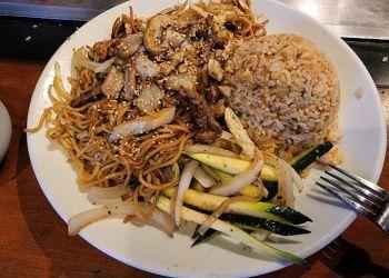 Scottsdale japanese restaurant Benihana
