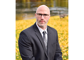 Spokane divorce lawyer Benjamin D. Platt