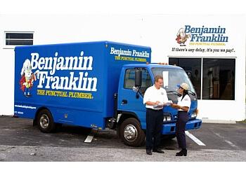 Concord plumber Benjamin Franklin Plumbing