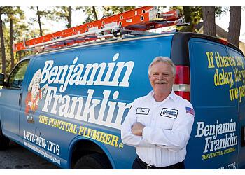 Dayton plumber Benjamin Franklin Plumbing