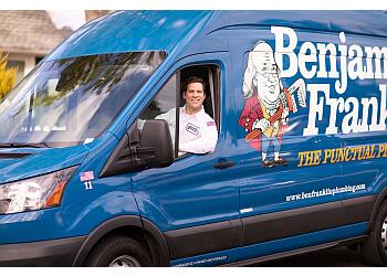 Indianapolis plumber Benjamin Franklin Plumbing