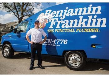 Port St Lucie plumber Benjamin Franklin Plumbing