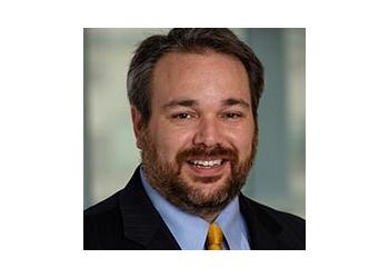 Dallas neurologist Benjamin Greenberg, MD