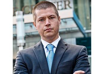 Durham criminal defense lawyer Benjamin Hiltzheimer