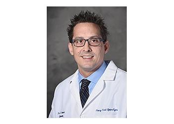Detroit eye doctor Dr. Benjamin Maniaci, OD