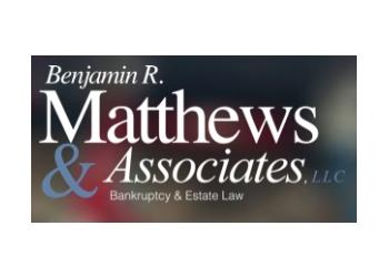 Columbia bankruptcy lawyer Benjamin R. Matthews and Associates, LLC