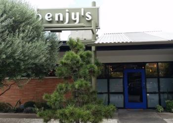 Houston american restaurant Benjy's