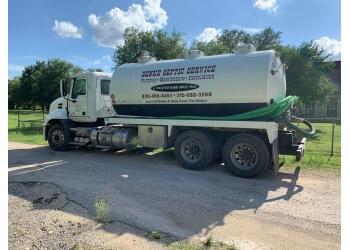 San Antonio septic tank service Benke Septic Systems Inc.
