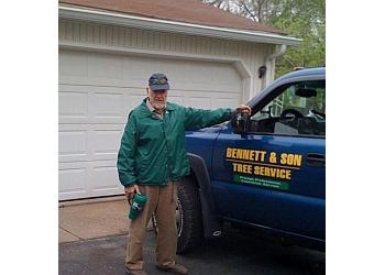 Peoria tree service Bennett & SonTree Service