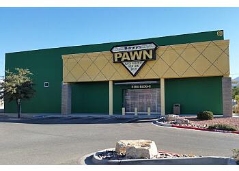 El Paso pawn shop Benny's Pawn Shop