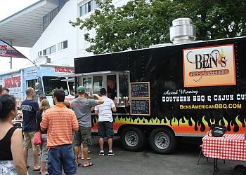 Newark caterer Ben's BBQ & Catering
