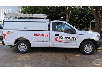 Tallahassee hvac service Benson's Heating & Air Conditioning