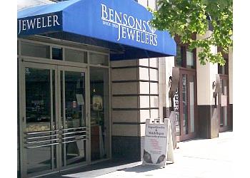 Washington jewelry Bensons Jewelers