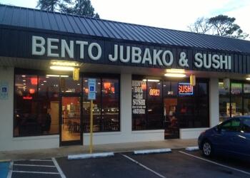 Fayetteville sushi Bento Jubako and Sushi