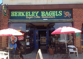 Berkeley bagel shop Berkeley Bagels