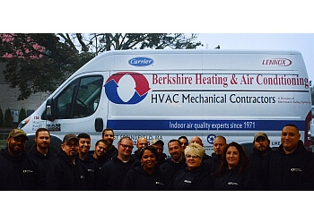 Springfield hvac service Berkshire Heating & Air Conditioning