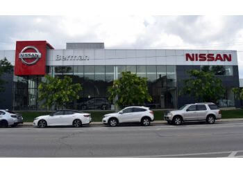 Chicago car dealership Berman Nissan of Chicago