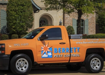 Garland pest control company Berrett Pest Control