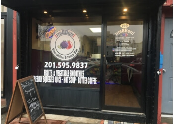 Jersey City juice bar Berri Berri Smoothie and Juice Bar