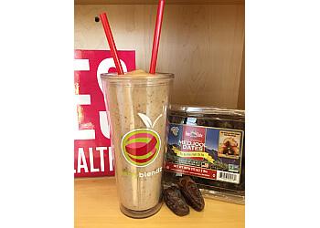 Columbus juice bar Berry Blendz