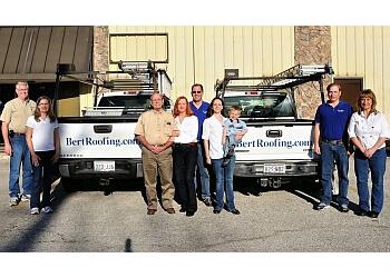 Dallas roofing contractor Bert Roofing Inc
