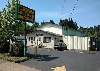 Eugene storage unit Bertelsen Self Storage